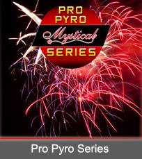 Feux Mystical Pro Pyro Series