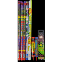 Feux d'artifice Sunset Kit
