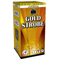 Feux d'artifice Gold Strobe