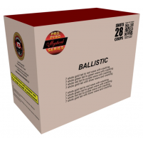 Feux d'artifice Ballistic