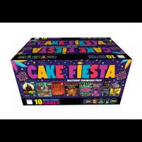 Feux d'artifice Cake Fiesta