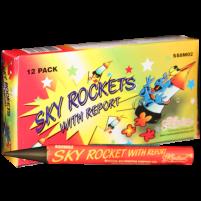 Feux d'artifice Sky Rockets (12pk)
