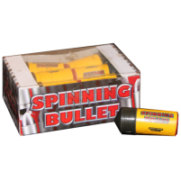 Feux d'artifice Spinning Bullet  (12pk)
