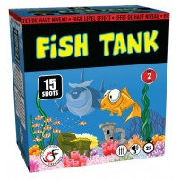 Feux d'artifice Fish Tank