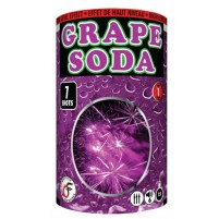 Feux d'artifice Grape Soda