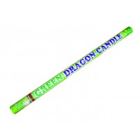 Feux d'artifice Green Dragon Candle