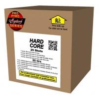 Feux d'artifice Hard Core
