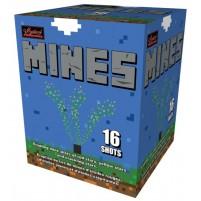 Feux d'artifice Mines