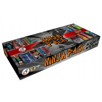 Feux d'artifice Ninja Pack