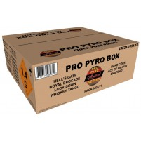 Feux d'artifice Pro Pyro Box