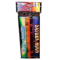 Feux d'artifice Super Barrage Pack