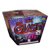 Feux d'artifice The Giant