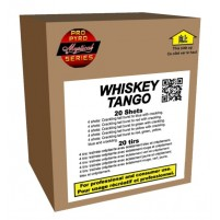 Feux d'artifice Whiskey Tango