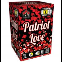 Feux d'artifice Patriot Love