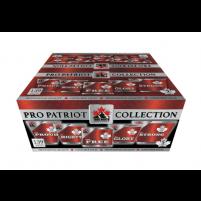 Feux d'artifice Pro Patriot Collection