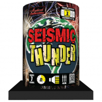 Feux d'artifice Seismic Thunder