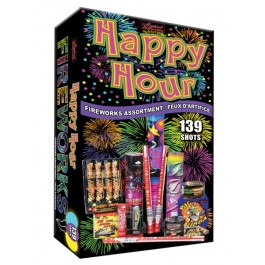 Feux d'artifice Happy Hour