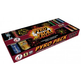 Feux d'artifice Pyro Pack