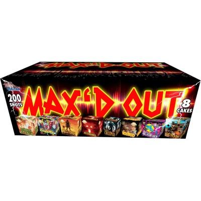 Feux d'artifice Max'D Out