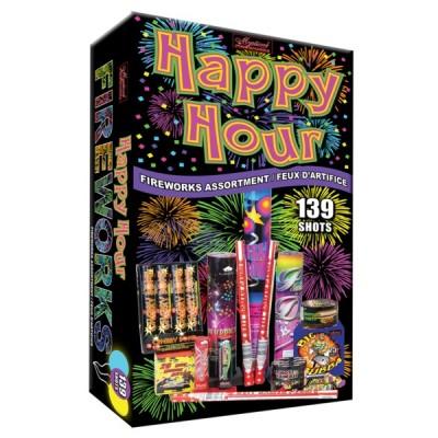 Feux d'artifice Happy Hour