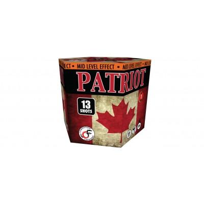 Feux d'artifice Patriot