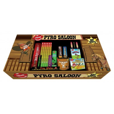 Feux d'artifice Pyro Saloon