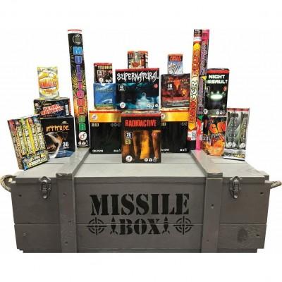 Feux d'artifice Missile Box