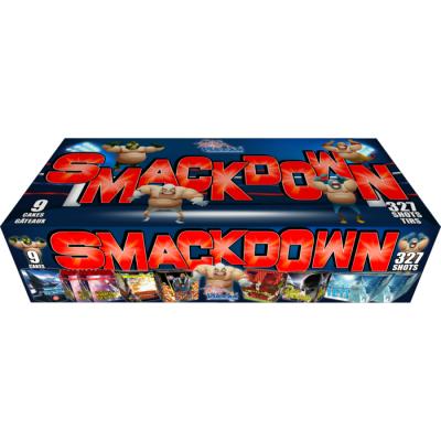 Feux d'artifice Smackdown
