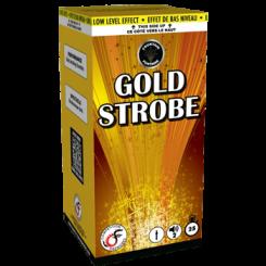 Feux d'artifice Gold Strobe