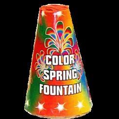 Feux d'artifice Color Spring Ftn