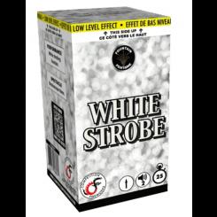 Feux d'artifice White Strobe